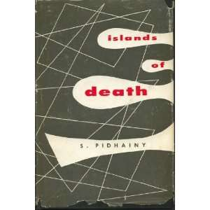 Islands of death: Semen Pidhainy: Books