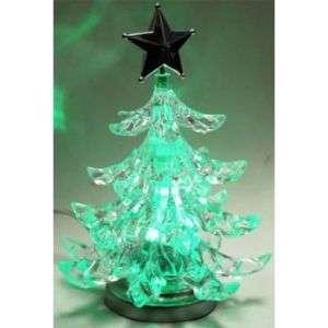 Jolly Mini USB Christmas Tree w/ Multicolor LEDs NEW
