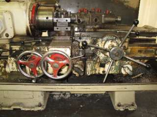 JONES & LAMSON 5 4 1/2 TURRET LATHE
