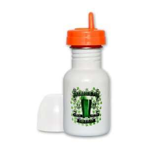 Sippy Cup Orange Lid Shamrock Pub Luck of the Irish 1759 St Patricks