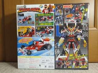 Power Rangers Kaizoku Sentai GOKAIGER DX MACHALCON Megazord BANDAI NEW