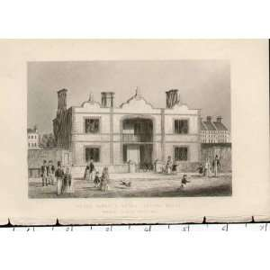 Prince Alberts Model Lodging House C1851 Lond: Home & Kitchen