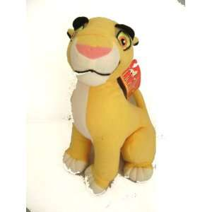 Disney Lion King Simba Plush Doll Stuffed Toy Everything
