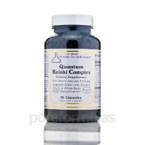 Reishi Complex, Q. 250 mg. 90 Vegetarian Capsules Health & Personal