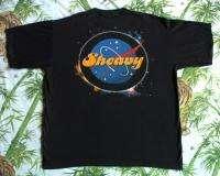 SHEAVY Vintage Concert SHIRT 90s TOUR RARE ORIGINAL 1997 KYUSS
