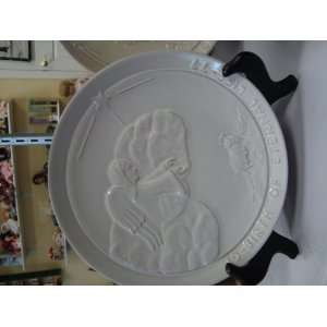 FRANKOMA 1977 CHRISTMAS PLATE BIRTH OF ETERNAL LIFE Everything Else