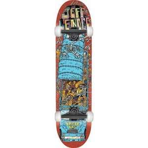 Baker Lenoce Super Jack Complete Skateboard   8.19 w/Mini Logo Wheels