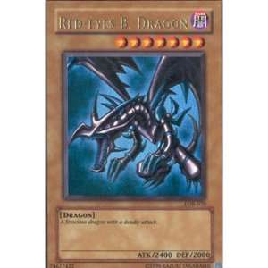 Red Eyes Black Dragon   Legend of Blue Eyes White Dragon Toys & Games