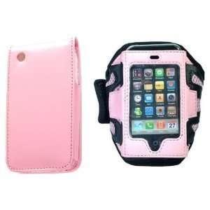 iphone 4   Armband Sports Case & Leather Flip Skin Case Electronics