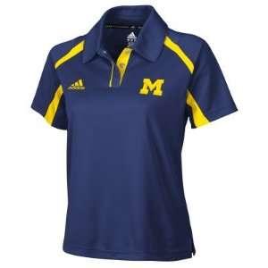 Wolverines Womens Polo Dress Shirt