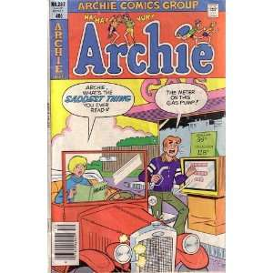 Archie, #287 (Comic Book) Archie the Star Archie Comic Pub Books