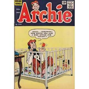 Comics   Archie #134 Comic Book (Feb 1963) Very Good
