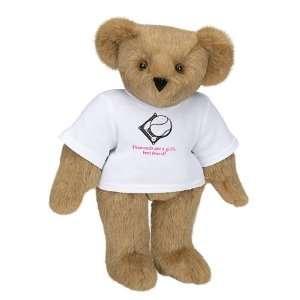 Shirt Bear Diamonds are a Girls Best Friend   Honey Fur Toys & Games