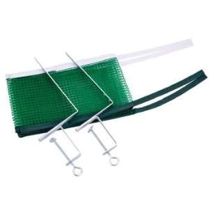 Table Tennis Net and Post Set   Tie On Net   8 per case