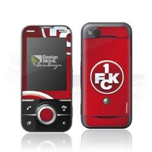 Design Skins for Sony Ericsson Yari   1. FCK Logo Design
