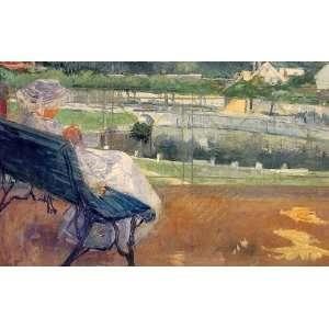 FRAMED oil paintings   Mary Stevenson Cassatt   24 x 14 inches   Lydia