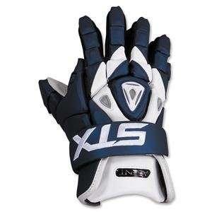 STX Agent Lacrosse Glove 12 (Navy)