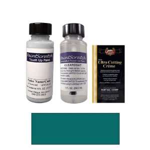 Oz. Emerald Green Pearl Metallic Paint Bottle Kit for 1995 Chrysler