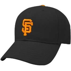New Era San Francisco Giants Black Youth Flexfit Authentic
