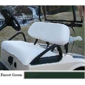 Car Seat Covers (Club Car Golf Car 2000 To Present) (EZ GO Golf Cars