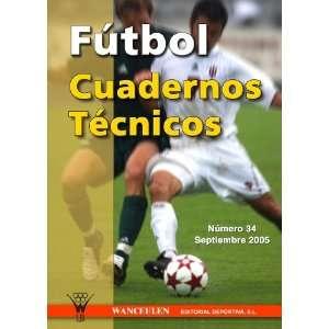 Técnicos Nº 34 (Spanish Edition) David L. Sanchez Latorre Books