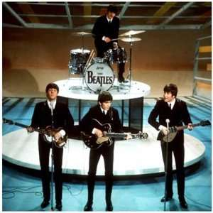 The Beatles   Ed Sullivan Show   Lennon McCartney Harrison