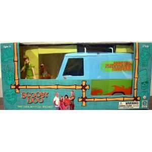 Scooby Doo Way Cool Mystery Machine Toys & Games