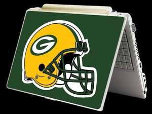 Packers Laptop Art Skin Sticker Cover For 10 ~ 15 Notebook