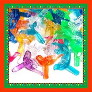 VINTAGE CERAMIC CHRISTMAS TREE 20 DOVE BIRD LIGHTS BULB