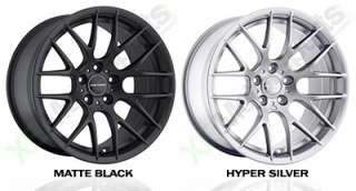 Note: Avant Garde Wheels manufactures these wheels specifically for