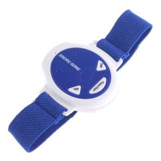 Snore Gone Stop Snoring Anti Snoring Sleeping Wristband