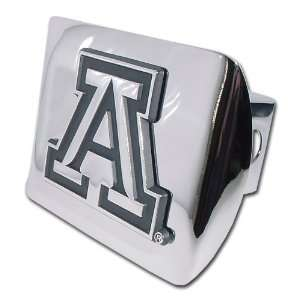College Sports Metal Trailer Hitch Cover Fits 2 Inch Auto Car Truck