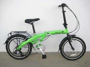 TOBUKAERU 20FOLDING BIKE BICYCLE SHIMANO BIKES 7 SPEED