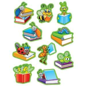 11 Pack TEACHER CREATED RESOURCES BOOK BUG ACCENTS