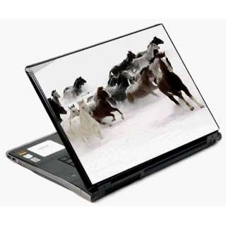 Univerval Laptop Skin Decal Cover   Power of Horse