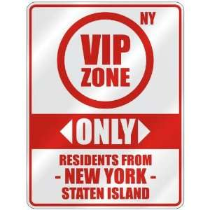 FROM STATEN ISLAND  PARKING SIGN USA CITY NEW YORK