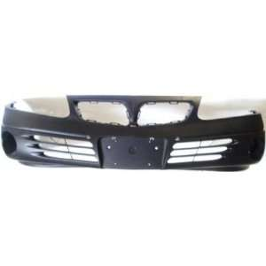 EB3 Pontiac Bonneville Primed Black Replacement Front Bumper Cover
