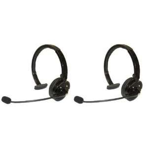 2 pack zelher P20 Over the Head Wireless Bluetooth Headset