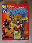 WOLVERINE Toy Biz Action Figure Marvel The Uncanny X MEN MOC 1991 GEM