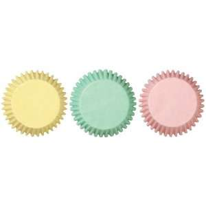 Assorted Pastel Mini Cups