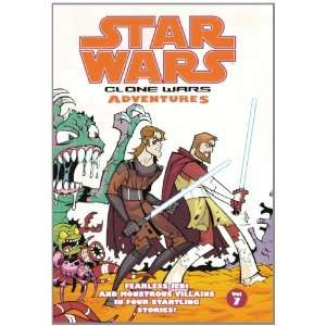 Wars: Clone Wars Adventures (PB)) (9780606141567): Shawn, Matt