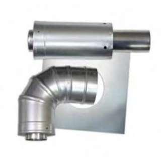 Rheem Horizontal Vent Termination Kit RTG20210 NEW 020352593999