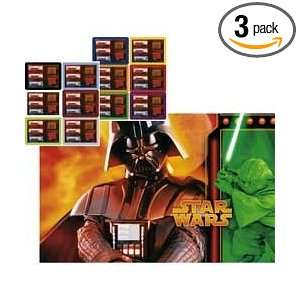 Star Wars Episode III Party Game, 2.64 Ounce Packages