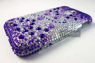 Diamond Bling Hard Case Cover Samsung Epic Touch 4G Galaxy S II 2