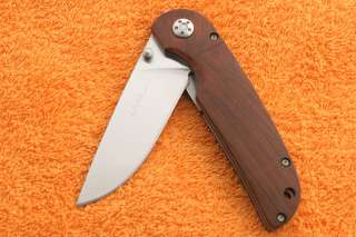 SANRENMU SRM High Quality Steel Folding Knife WR5 905