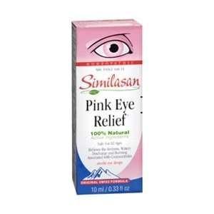 Similasan Healthy Pink Eye Relief Eye Drops   10 ml