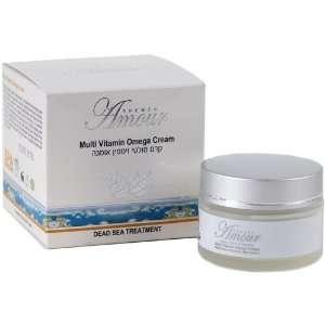 New Dead Sea Deadsea Spa Treatment Multi Vitamin Omega Moisturising