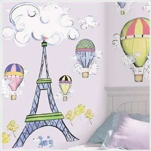 Oh La La Wall Stickers: Baby