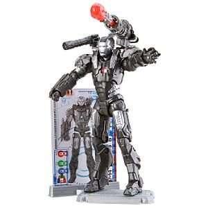 Disney War Machine Iron Man 2 Action Figure    3 3/4
