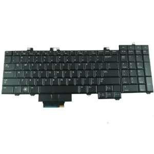 Dell Precision M6400 Keyboard Black Us with Backlit Nsk